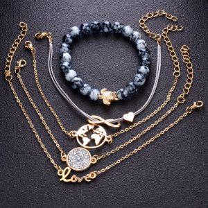 Turtle Charm Bracelets For Women Fashion